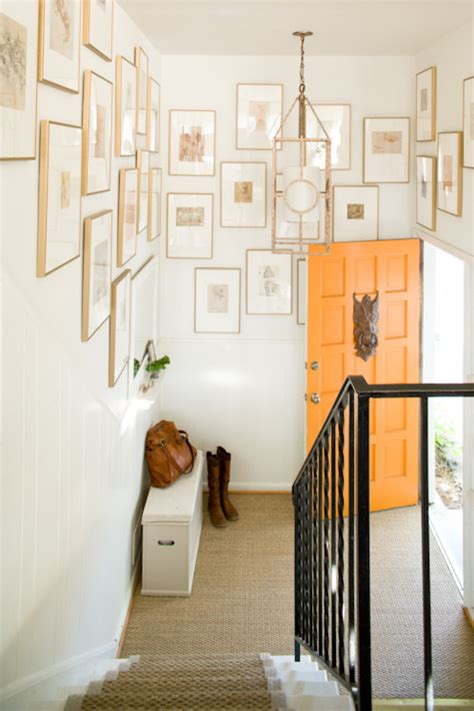 Bi Level Home Interior Decorating 10 ways to spruce up your small entryway