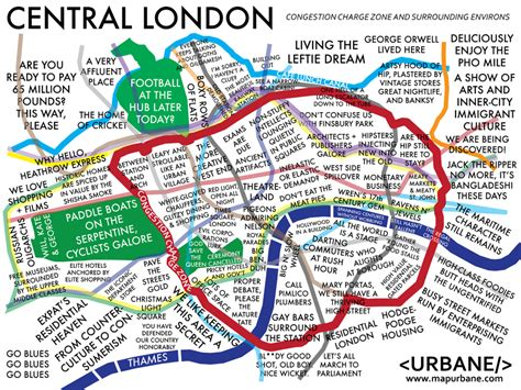 sections of london london neighborhood culture map urbane map store