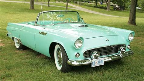 Top 20 Old Classic Vintage Cars For Women