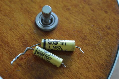 capacitor value strat bass guitar tone capacitor value 28 images 2 capacitors electric guitar pb tl tone 047uf