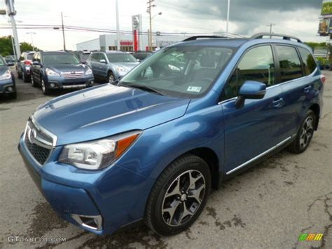blue subaru forester 2015 2016 subaru forester 2 5i limited new car reviews and