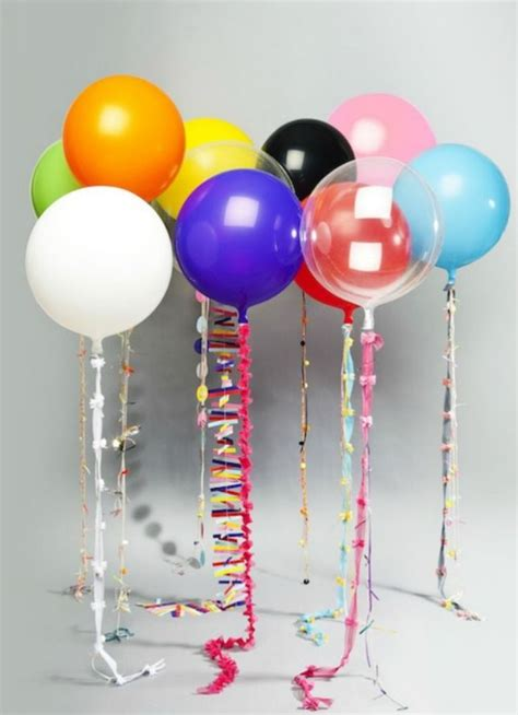Balloon String - unique balloon string options event decorations
