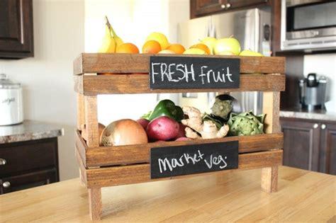 muebles reciclados hechos  cajas de frutas