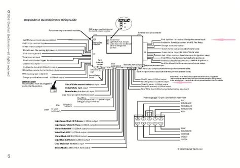 viper 5902 wiring diagram 25 wiring diagram images