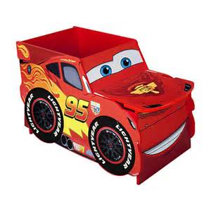 Lighting Mcqueen Car Box Disney Pixar Cars Lightning Mcqueen Large Car Shaped