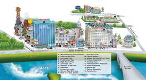 niagara falls canada city map quotes