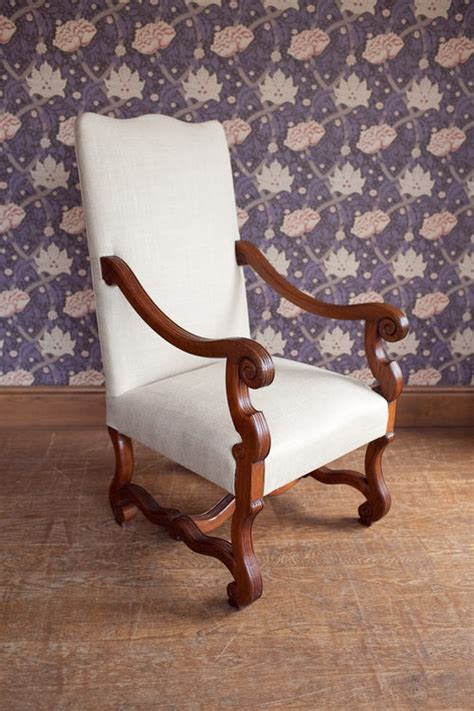 18th century style open arm chair antiques atlas