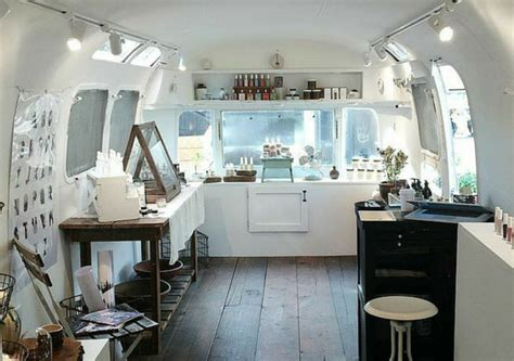 menagerie running  business    vintage airstream