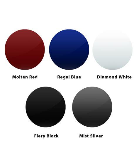 image gallery scorpio colors