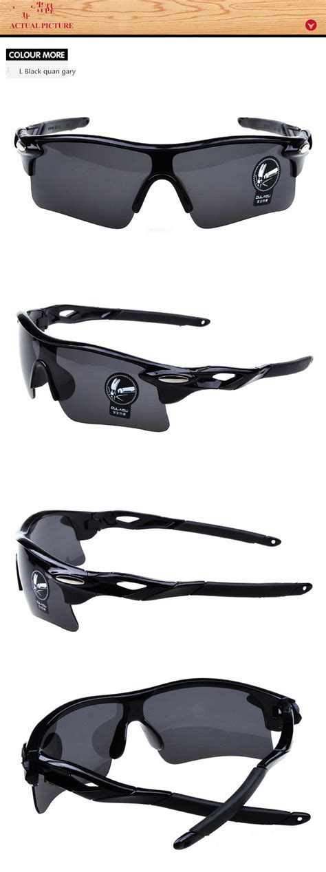 Outdoor Sport Mercury Sunglasses And 009181 Black Black 16 colors uv400 sport glasses oversized sport sunglasses outdoor sports driving