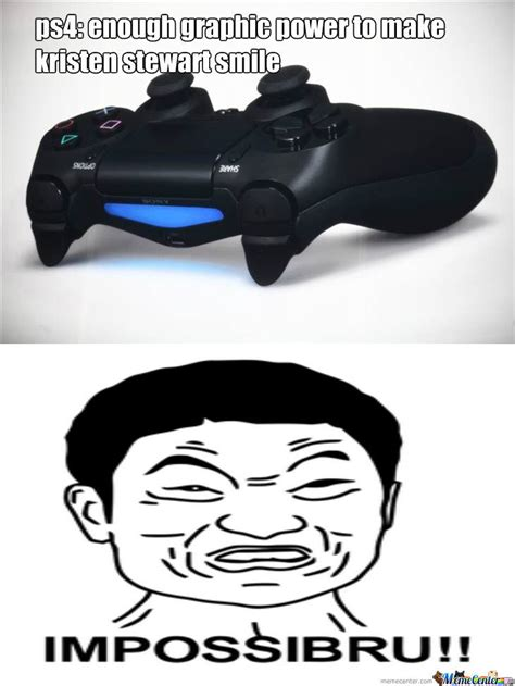 Playstation 4 Meme - playstation 4 by porkychop meme center