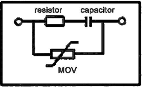 capacitor resistor snubber spot welding consultants