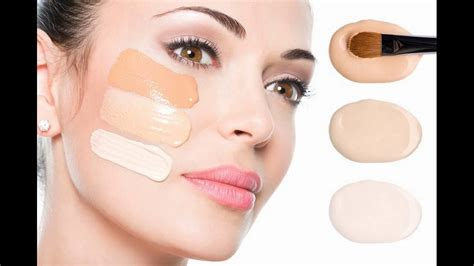 how to your foundation color choose right foundation shade according to your skin color