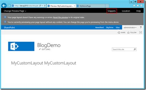 sharepoint layout zone greyed out sharepoint 2013 create a custom page layout sharepoint tips