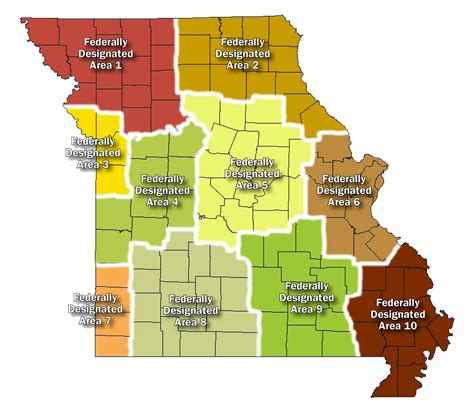 missouri cares map room geographic rating areas missouri department of insurance financial institutions