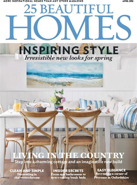 2018 interior design magazines guide interior design