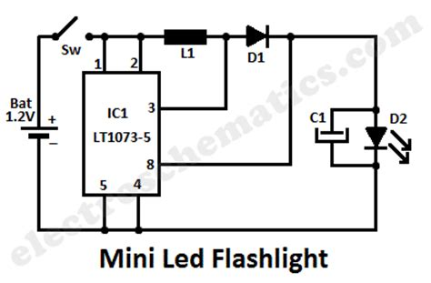 Rechargeable Led L Circuit Diagram by Circuit Diagram Of Rechargeable Led Light Circuit And