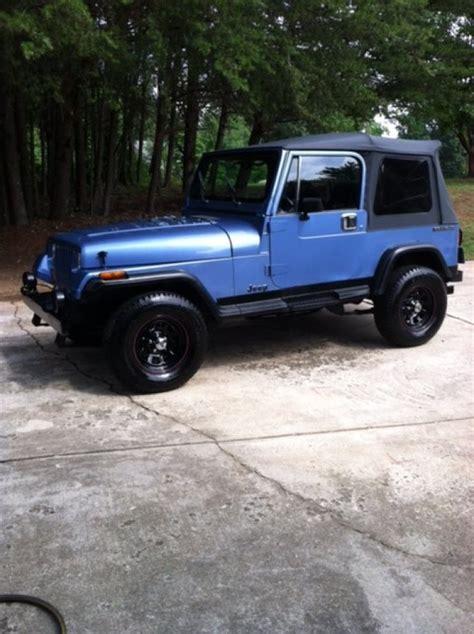 jeep wrangler ads 1989 jeep wrangler yj winston salem 27051 road