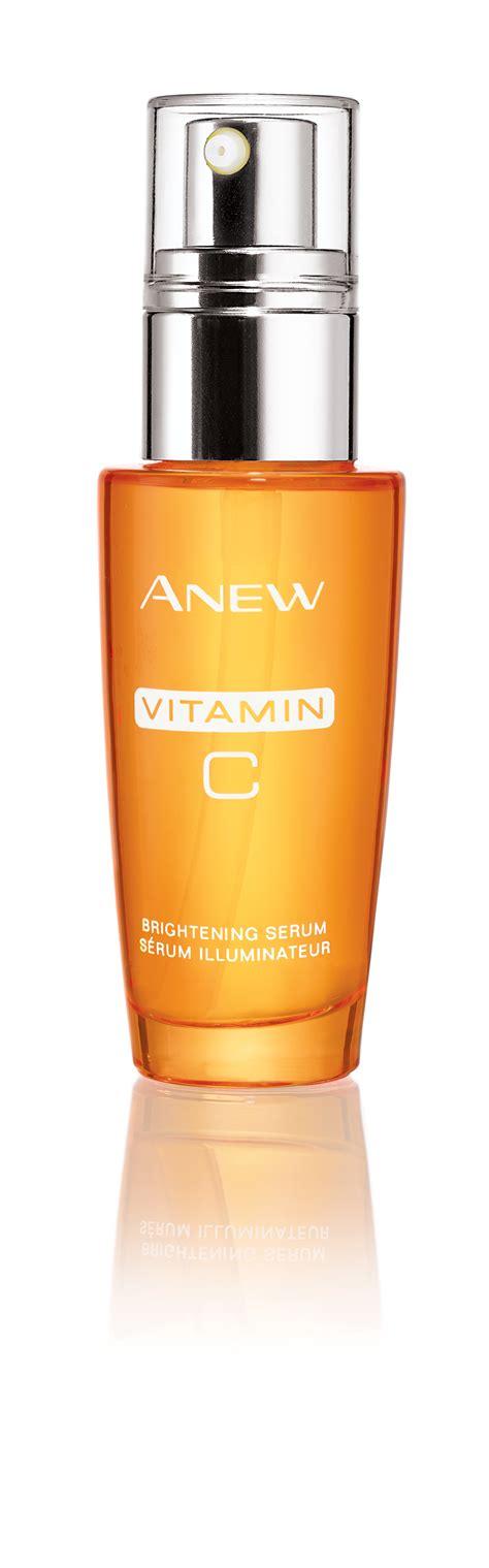 New Serum Vitamin C Hanasui Orange Serum Vitamin C Bpom Jaya news avon launches 3 new anew skin care products blinging