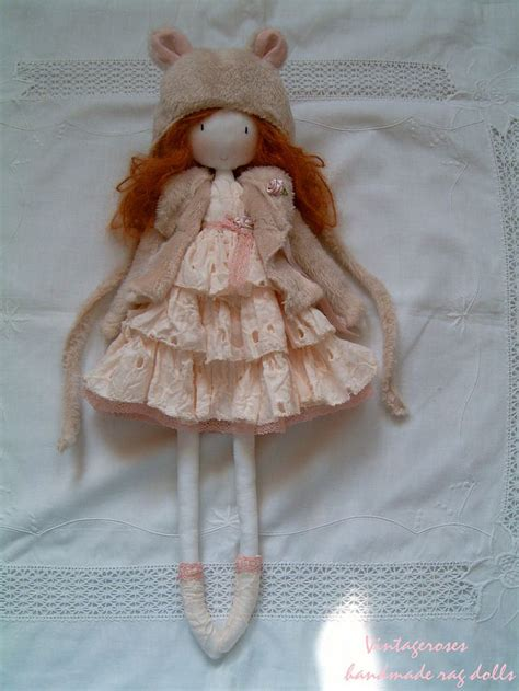 Handmade Soft Dolls - best 25 vintage rag doll ideas on diy doll