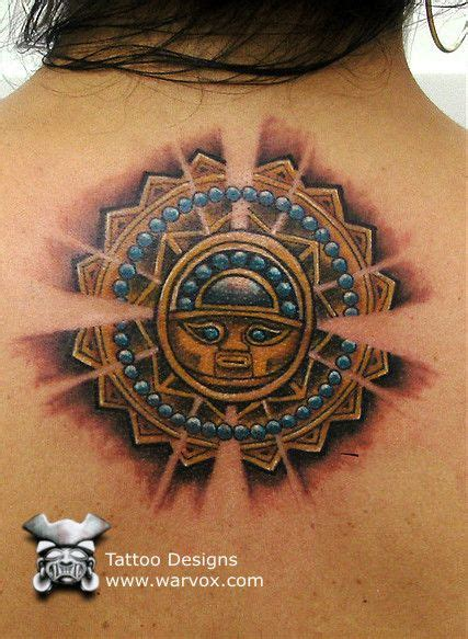 inca tattoo designs meanings silver sun 187 aztec tattoos aztec mayan inca