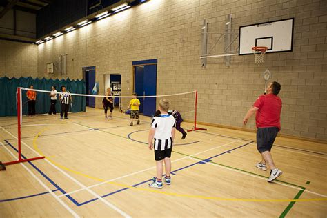 sports hall  clubs north tyneside council