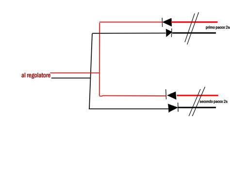 Power Supply Switcher A30 25ah batterie lipo parallelo baronerosso it forum modellismo