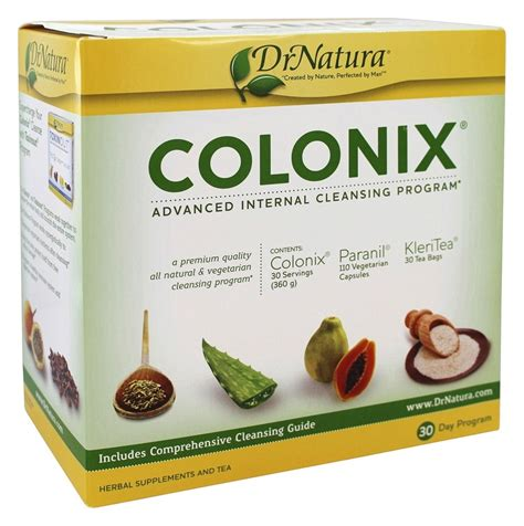 Colonix Detox by Buy Drnatura Colonix Advanced Cleansing 30 Day