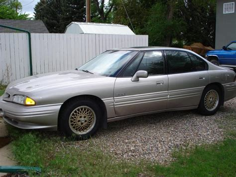 Pontiac Bonneville 1996 by 1996 Pontiac Bonneville Ii Pictures Information And