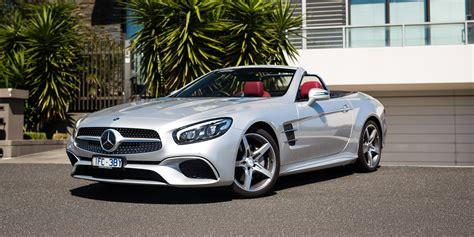 2017 mercedes sl400 review caradvice