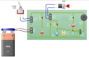 simple electronic circuits projects pdf