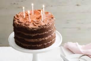 Birthday Cake Chocolate Birthday Cake Recipe Taste Au