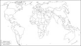 World Map Outline With States by World Europe And Africa Centered Free Map Free Blank Map Free Outline Map Free Base Map