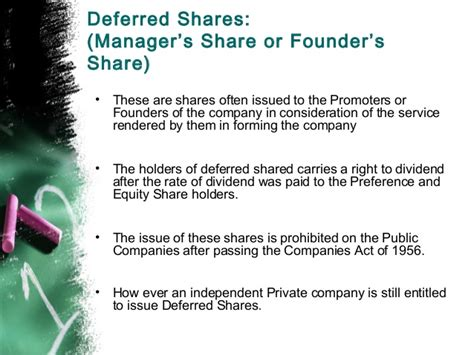 What Is Deferred Mba by Shares Mba