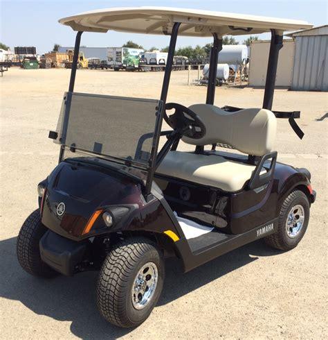 2018 yamaha golf cart 2018 yamaha electric golf cart metallic brown johnson