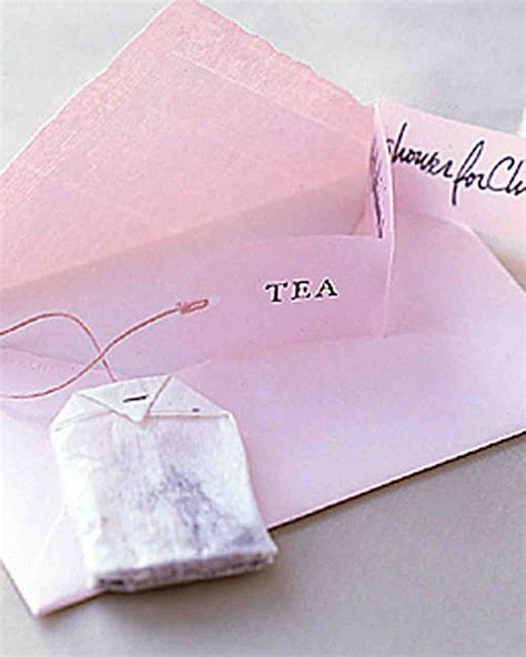 wedding shower favor ideas martha stewart bridal shower tea ideas for a sip worthy celebration martha stewart weddings