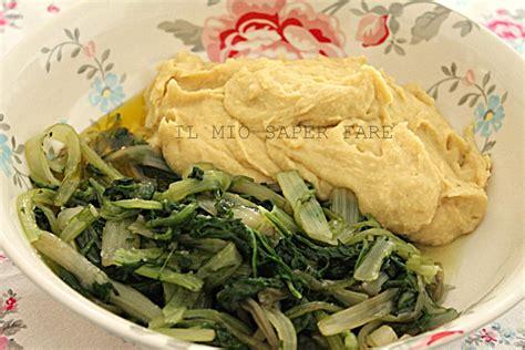 come cucinare fave secche fave e verdura ricetta