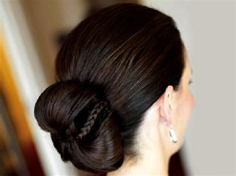 south indian wedding hairstyles for long hair   Beautifull
