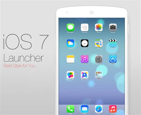 iphone apk ios 7 launcher apk rui iphone v1 0 free