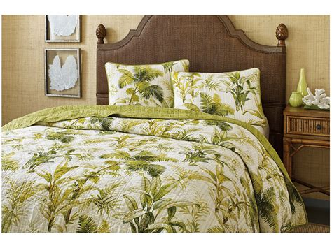 tommy bahama bedding clearance tommy bahama island botanical quilt full queen shipped