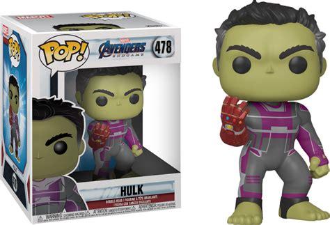 hulk funko pop marvel list complete collection