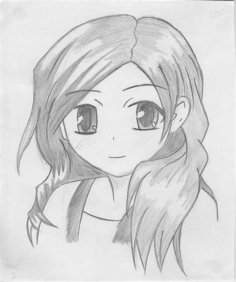 drawn from the archive cute anime pencil drawing archives drawings inspiration