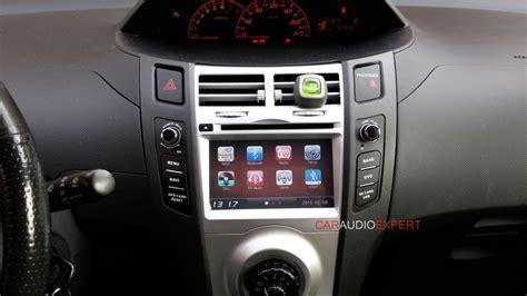 Lcd Yaris toyota yaris radio navigatie multimedia 7 inch touchscreen