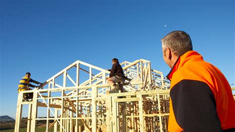 how do you build a house buying or building a house in new zealand new zealand now