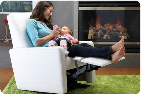 reclining breastfeeding great recliner glider for small spaces kristen s