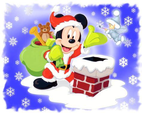 Mickey mouse santa mickey mouse wallpaper 34383997 fanpop