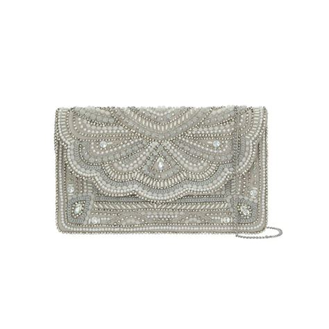 1920s beaded purse 1920s silver beaded deco purse deco shop