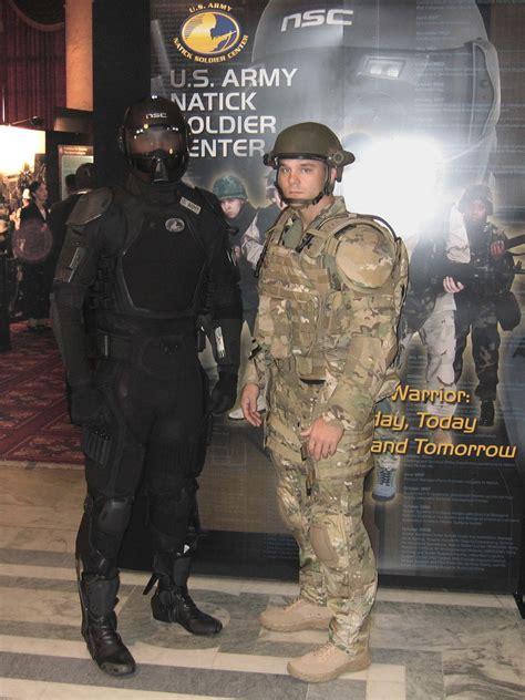 Future Warrior defense gov news article future warrior exhibits powers