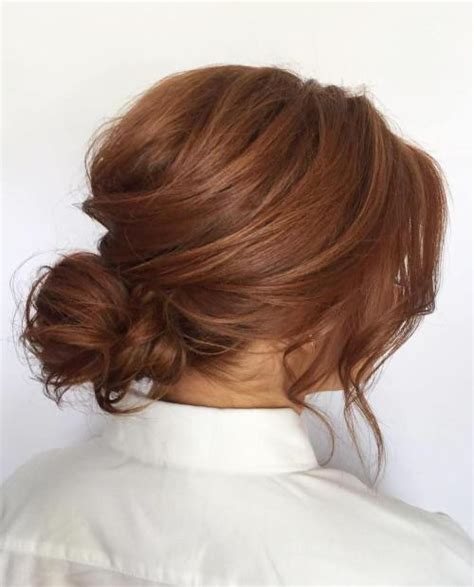 easy updo thin hair trubridal wedding blog 60 updos for thin hair that score