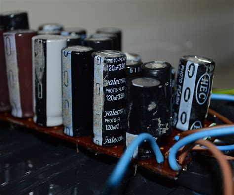 capacitor bank build make a cheap disposable capacitor bank 10